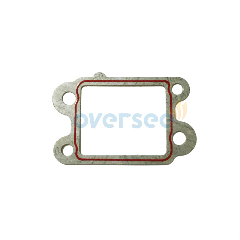 OVERSEE 6E0-16321-A2 Gasket For Yamaha 4HP, 5HP 2stroke Outboard Engine