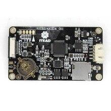 """2.4 """"Nextion Gelişmiş HMI Akıllı Akıllı USART UART Seri Dokunmatik TFT LCD modül ekran Paneli Ahududu Pi RTC ZAMAN Kitleri"""