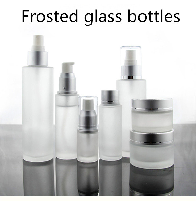 5g/10g 15ml/20ml/30ml/50ml/80ml/100ml/120ml Spray Bottles, Glass Bottle For Perfume, Pressure , Cream Jars
