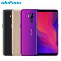 Original Ulefone Power 3L Mobile Phone 6.0 inch 2GB RAM 16GB ROM MT6739 Quad Core Android 8.1 Face ID 6350mAh NFC Smartphone Cellphones     -