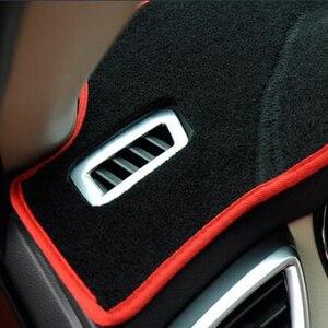 Image 5 - רכב לוח מחוונים כיסוי Dashmat עבור סאנגיונג Kyron אוטומטי פנימי שמש צל דאש לוח מחצלת כיסוי כרית Carpe רכב סטיילינג אנטי שמש