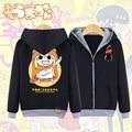 2017 anime Himouto! Umaru-chan Hoodie UMR black cartoon cotton Doma Umaru autumn winter Man Sweatshirt