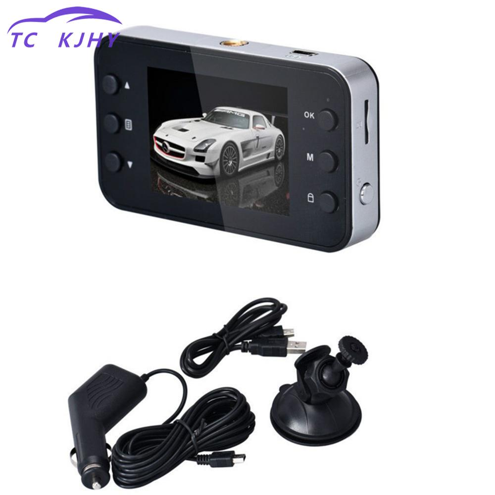 High Resolution Night Vision 2.4 Inch 120 Wide Angle Car Dvr Camera Dash Cam Led Full Hd 1080p Vehicle Camcorder Video Recorder