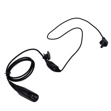 Air-Tube Acoustic Headset with PTT & VOX for Motorola Walkie Talkie GP328 GP329 GP340 GP380 MTX850 PRO5150 Handy CB Radio C0259A