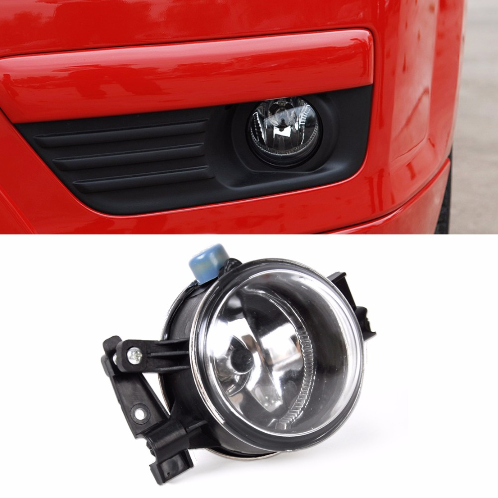 DWCX 3M51-15K202-AA Front Left Side Fog Lights Lamp for Ford Focus 2005 2006 2007 for opel astra h gtc 2005 15 h11 wiring harness sockets wire connector switch 2 fog lights drl front bumper 5d lens led lamp
