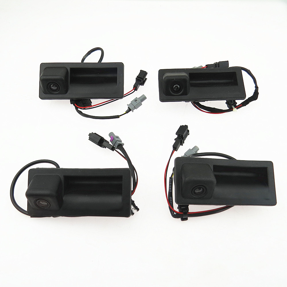 DOXA 4 Pcs 12V RGB Reversing Rear View Camera For A4 A5 A6 A7 Q5 VW Tiguan RCD510 RNS510 RNS315 RNS310 5ND 827 566 C 5ND827566C doxa doxa 105 10 101 01 page 5