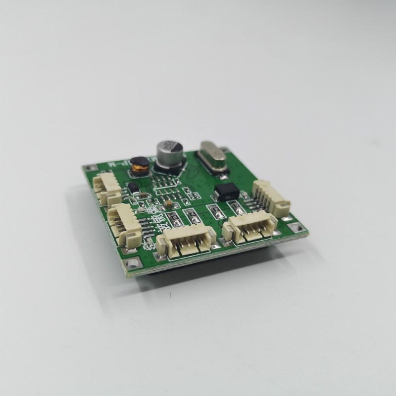 Image 4 - Мини модуль дизайн ethernet переключатель плат для модуль коммутатор 100 Мбит/с 3/4/5/8 портов PCBA доска материнская плата OEM-in Сетевые коммутаторы from Компьютер и офис