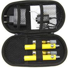 ขายร้อน10ชิ้นชุดบุหรี่อิเล็กทรอนิกส์คู่Evod ce4ของขวัญปากกาจีนเครื่องฉีดน้ำvapeอีของเหลวเครื่องใช้ไฟฟ้ามอระกู่กรณี