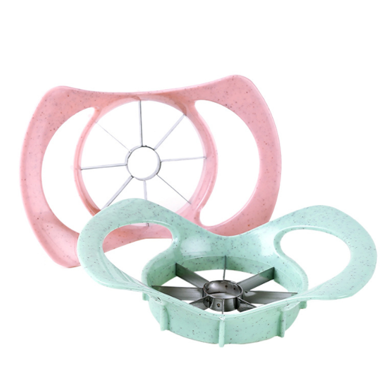 Kitchen Gadget Apple Cutter Slicer Vegetable Fruit Tools Stainless Steel Kitchen Accessories Apple Easy Cut Slicer Cutter in Peelers Zesters from Home Garden