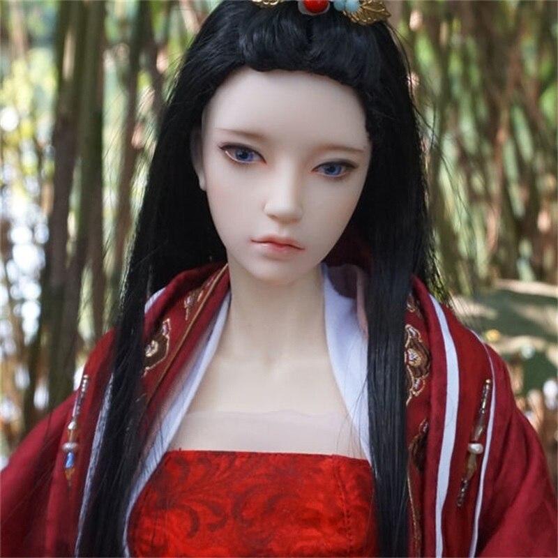 New Iplehouse IP eid Asa bjd sd doll 1 3 body model girls High Quality resin