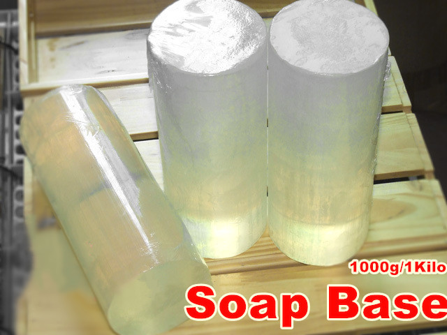 Transparent Soap Formula Glycerin Soap Natural Handmade Soap 1kg