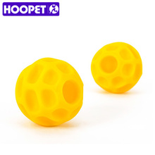 HOOPET New Arrival Pets Resistance to Bite Dog Toys Flexible Bumps Ball Dogs Love Three Size Speelgoed
