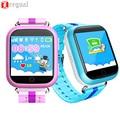 Original q750 smart watch wifi 1.54 pulgadas pantalla táctil gps dispositivo de localización de llamadas sos perseguidor de seguros para niños anti-pérdida monitor de alarma