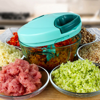 LEKOCH Vegetable Chopper Meat Grinder Carrot Slicer Mashed Potatoes Maker Baby Suppplement Food Tool Kitchen Accessories