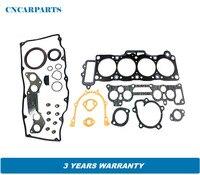 VRS kafa conta seti DS280 Mazda için B2600 Ford Courier Raider 2.6L 4CYL 12V SOHC|Tam Set Contalar|Otomobiller ve Motosikletler -