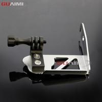 for BMW YAMAHA KAWASAKI HONDA SUZUKI DUCATI KTM Camera / VCR / Gopro Mount Bracket Cam Rack Indicator on turn signal
