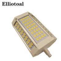 R7S LED 30W 118MM Dimmable Led Lamp J118 R7S Bulb Smd5730 NO FAN Replace Halogen Lamp