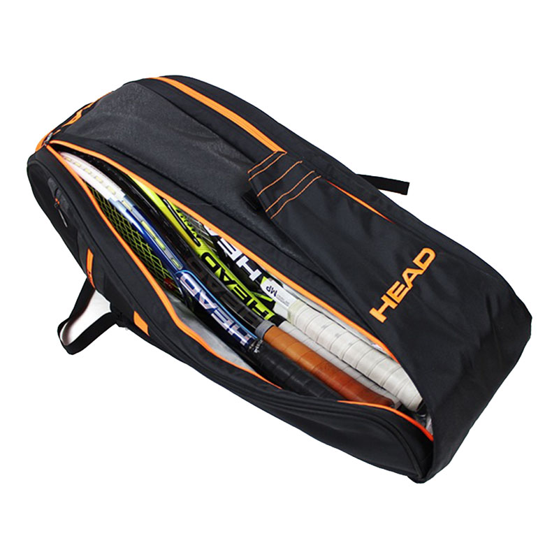 Original Murray Limited Edition Head Tennis Rackets Bag Max For 6 Rackets Professional Male Sports Backpack Large With Shoes Bag-in Racquet Sport Bags from Sports & Entertainment    3