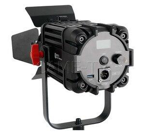 Image 4 - 3 Pcs CAME TV Boltzen 60w Fresnel Fanless Focusable LED Daylight Kit B60 3KIT Led video light