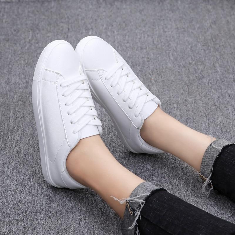Lacent Pour Appartements Blanc Plat Dames 2018 Sneakers Automne Chaussures 9867 Oxford Kilobili White Les Vulcaniser Kl i Casual Femmes tCFOqWwY