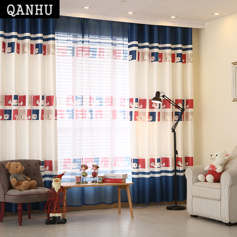 https://ae01.alicdn.com/kf/HTB1pcinSVXXXXcaaXXXq6xXFXXXP/QANHU-Comfortable-Luxury-fashion-style-curtains-kitchen-boys-girl-house-curtains-window-living-room-curtain-panel.jpg