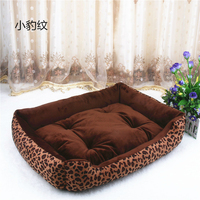 dog beds for large dogs puppy dog bed mat for animals cat house petshop cat supplies sofa bedding Puppy Cushion Winter Warm