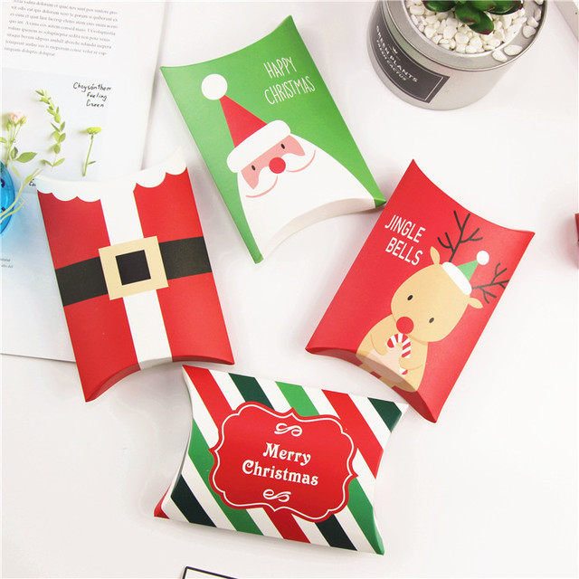 Christmas Pillow Boxes (10)