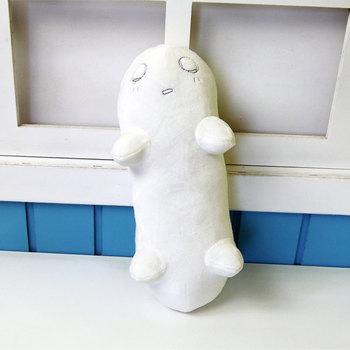 Dla dziewczynek ostatnia wycieczka Nuko Cosplay maskotki zabawki biały pluszowe i nadziewane lalki z kreskówek tanie i dobre opinie Kostiumy Dla dorosłych others