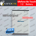 ulefone be touch battery 3050mAh 100% Original New Replacement backup Bateria For ulefone be touch 2 Cell Phone