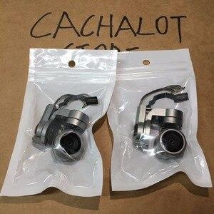 Image 5 - Original Gimbal Arm Motor Mit Flache Flex Kabel Kit Reparatur Gimbal 4k Kamera Für DJI Mavic Pro Ersatz Drone zubehör