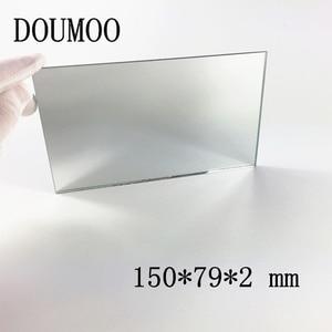 2PCS 150*79*2 mm Mini Projecto