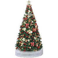 3.0m / 3.5m / 4.0m / 5.0m light hardcover Christmas tree package Christmas holiday hotel shopping mall scene layout