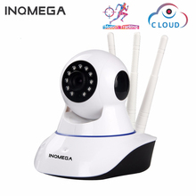 INQMEGA 1080P облачная Беспроводная ip  камера с автоматическим отслеживанием, домашняя охранная камера наблюдения, wifi CCTV сетевая камера, детский монитор
