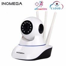 INQMEGA cámara IP inalámbrica en la nube 1080P, seguimiento automático, seguridad interior del hogar, vigilancia, wifi, CCTV, Monitor de bebé