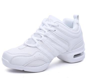 Zapatos De Ballet Con Cordones | Zapatos De Mujer Otoño Cómodos Transpirables PU + Malla Pisos Ballet Mujer Plataforma Zapatillas Chussure Mujer Talla Grande 35- 42