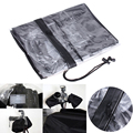 Impermeable del protector del polvo para la cámara canon 5d3 70d 6d impermeable cubierta para la lluvia