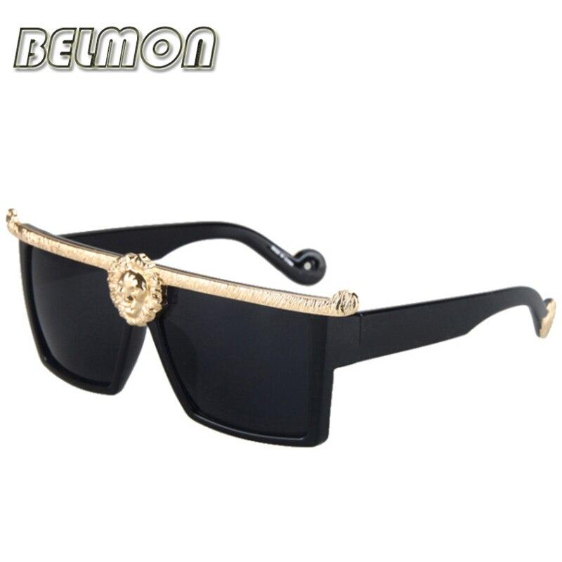 Gold Sunglasses Mens  aliexpress com 2016 fashion sunglasses men women medusa gold