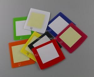 Image 3 - OCGAME 8 ชิ้น/ล็อตคุณภาพสูงพลาสติกสีหน้าจอสำหรับ Gameboy Color GBC อุปกรณ์ซ่อมเลนส์สำหรับ GBC คอนโซล