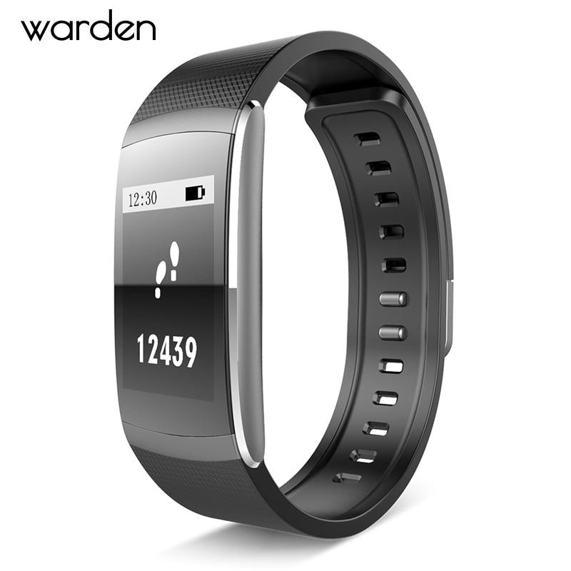 Пульсометр наручные часы IWOWNfit умные часы Спорт сна шагомер напоминание фитнес-трекер Браслет i6PRO Смарт-часы на Android