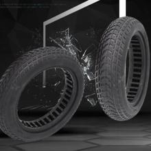XIAOMI M365 электрический скутер шины вакуумные твердые шины Избегайте пневматические шины обновленная версия полые твердые шины