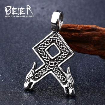 Collier Viking Rune 1