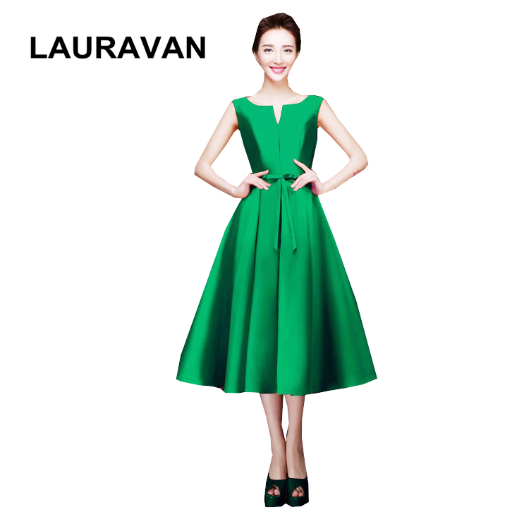 teen cute short sweet 16 special occasion green   bridesmaid     dresses   for teens high school gown girl party   dress   free shipping