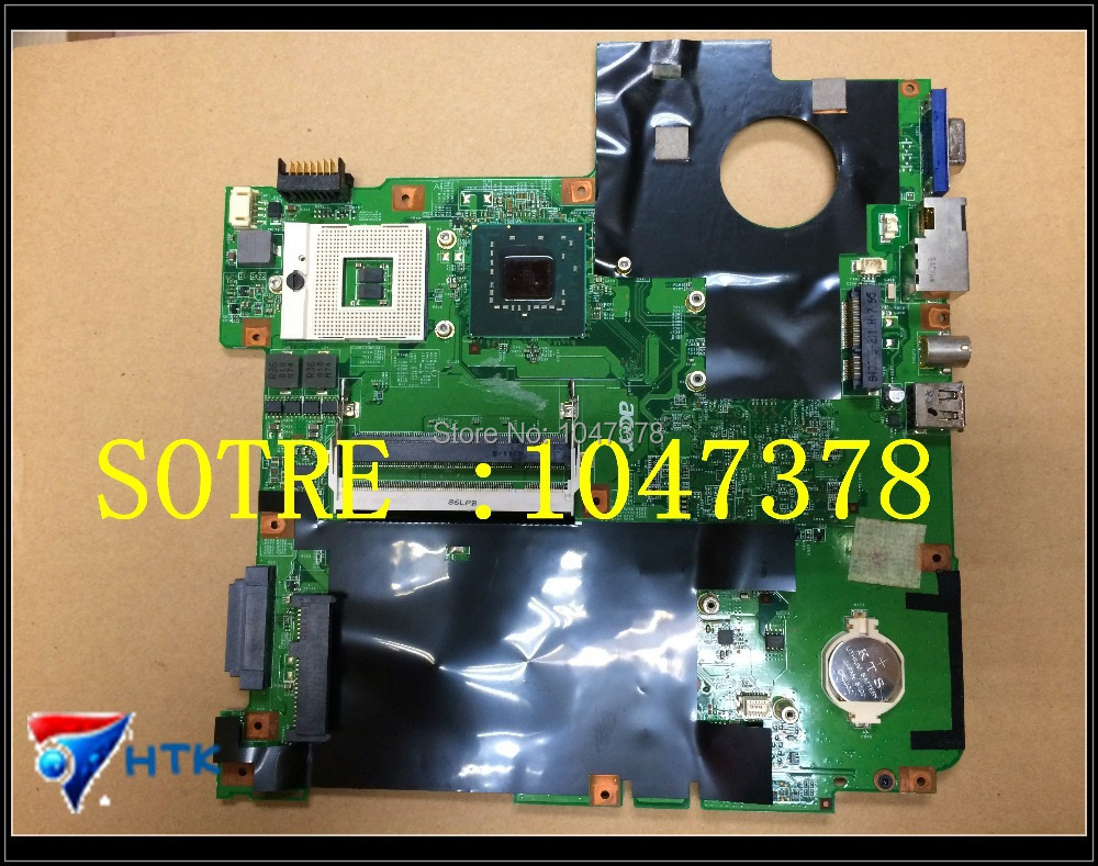ФОТО Wholesale FOR DELL ASPIRE 4715 4315 LAPTOP MOTHERBOARD 48.4X101.01N  100% Work Perfect