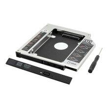 Для H P PAVILION DV6 DV7 DV5 серии ноутбука HDD SSD Caddy второй корпус жесткого диска CD DVD Оптический отсек Замена чехол