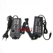 Adaptador de alimentação ajustável ac para dc3v12v 24 v 9 v display tela carregador de comutação de energia adatpor 3 12 24 v