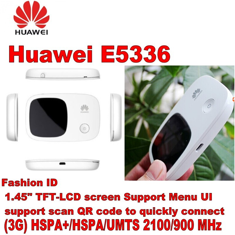 US $34 2 10% OFF|Unlocked Huawei E5336 3g mifi wifi Router Mobile Hotspot  Support 10 Wifi Users pk E5331 E5330-in 3G/4G Routers from Computer &  Office