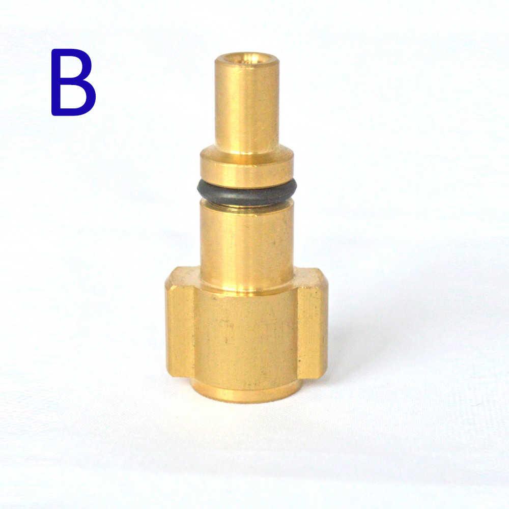 Адаптер для пены сопла/пеногенератора/пенопласта-Lavor Vax B & S Craftsman Hammerflex Sterwins Чемпион высокого давления шайба