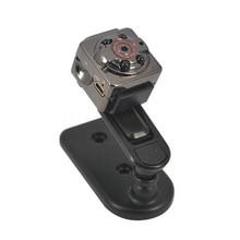 HD 1080P 720P Mini DV Mini camera SQ8 SQ9 360 Degree Rotation Voice Video Recorder Infrared Night Vision Digital Camera Hot Sell