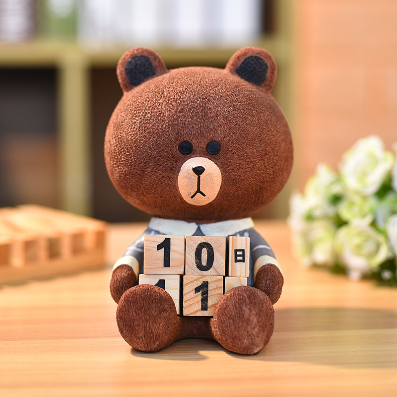 Bear Rabbit Money Box (9)