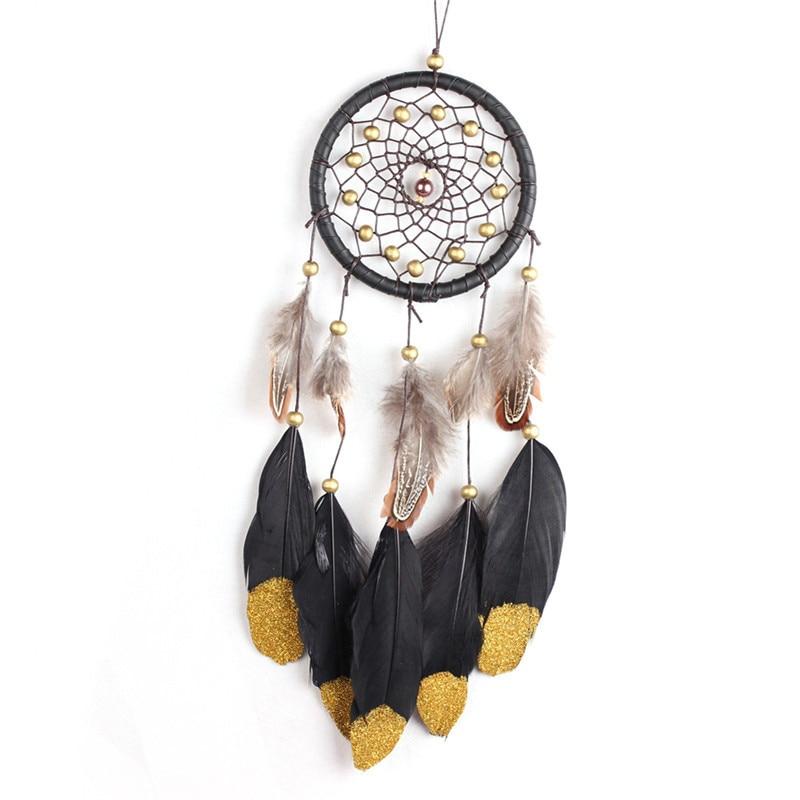 Nuevo Regalo de moda India atrapasueños campanas de viento colgante de alta calidad atrapasueños decoración ornamental Regalo Dromenvanger